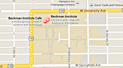 Map to Beckman