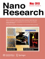 Cover of Nano Research
